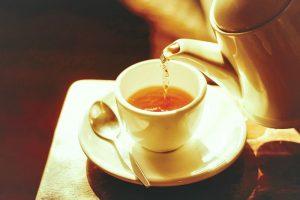 Cafeina en el té NOta de video blog