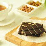 maridaje de té y chocolate