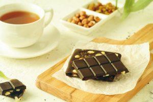 maridaje de tés y chocolates
